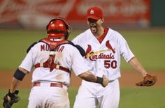 Molina, Wainwright, Miller are 'finalists'