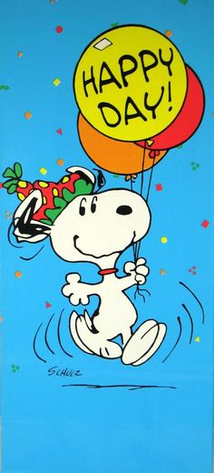 Happy Day | Snoopy | Pinterest | Snoopy, Peanuts gang and Charlie ...