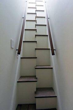 Strange stairs.....