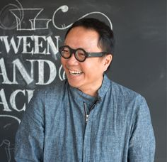 Tung Chiang, director at Heath Clay Studio - Heath Ceramics. The studio is where new designs are formed and refined. To learn more about Heath's facilities in San Francisco and Sausolito, check  out the March 2015 issue of Ceramics Monthly. http://ceramicartsdaily.org/ceramics-monthly/ceramics-monthly-march-2015/
