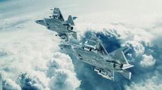 Cavour air carrier - 3D animation for italian navy