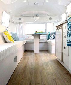 Love this custom Airstream interior! - ruggedthug
