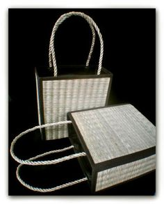 'Gorgeous handcrafted handbag' is going up for auction at 10am Tue, Jul 24 with a starting bid of $5.