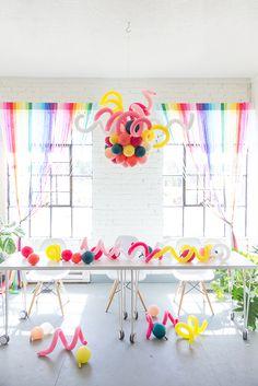 balloon chandelier f