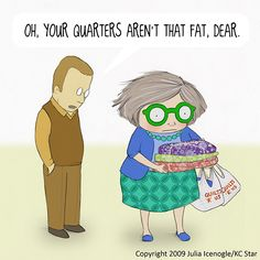 Ahhh... my quilting and weight loss come together at last!