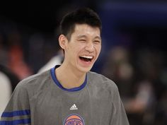 Jeremy Lin Allegedly Meets With Fired ESPN Writer to Talk About 'Shared Christian Values' & 'Reconciliation' Jeremy Lin, Knee Injury, New York Knicks, Allegedly, Espn, Baby Pictures, Writer, Christian, Celebrities