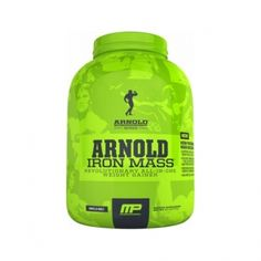Arnold Iron Mass (2270g)
