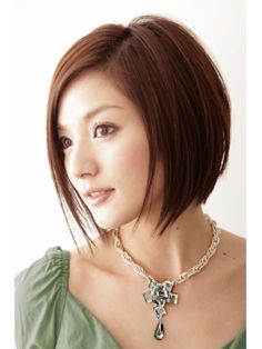Hair - Bob Style Side  I really like this not sure it would look good on me??!!