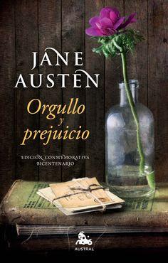 Orgullo-y-prejuicio de Jane Austen. Edición conmemorativa del bicentenario.