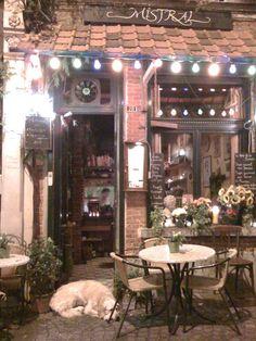 Restaurant Mistral in Antwerpen