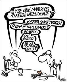 Smartwatch, Humor Grafico, Hilarious, Funny, Comic Strips, Comic Books, Peace, Grande, Cartoons