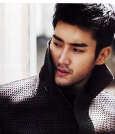 Choi Siwon (Super Junior) for Arena Homme
