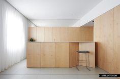 Apartment Refurbishment in Pamplona // IÑIGO BEGUIRISTAIN | Afflante.com