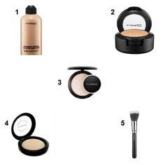 Feirinha Chic : Favoritos de maquiagem da MAC - Meu top 05 de prod...