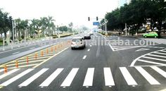 Thermoplastic traffic marking paint(road marking)