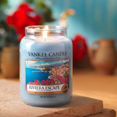 Riviera Escape de Yankee Candle Review Revue Avis