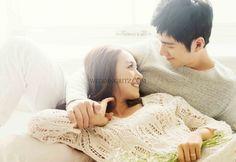 "Korea Pre-Wedding Photoshoots by WeddingRitz.com » ""Yellow Tail (NADA)"" Studio Pre-Wedding photos Ver.02 in KOREA"