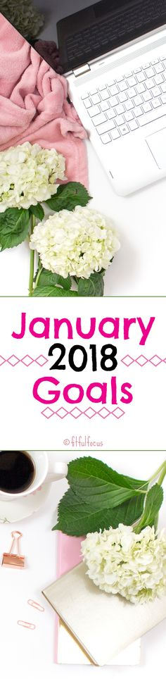 Breaking down your goals into smaller, bite-sized chunks will make them more attainable and will leave you feeling motivated vs. overwhelmed. | Goals | Goal Getter | January Goals | Fitness Goals | Life Goals