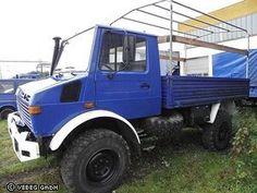 Unimog 435 2 t | Ausschreibung/Los 1502210.007 | VEBEG Ausschreibungen