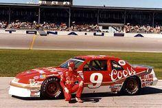 Old School Nascar Awesome Bill Elliott Nhra Drag Racing, Auto Racing, Daytona 500 Winners, Bill Elliott, Grand National, Vintage Racing, Fast Cars, Sport Cars, Nascar
