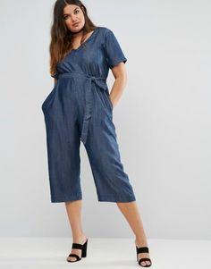 6595d686e374d Trending  A Few Plus Size Denim Styles to Wear this Spring!