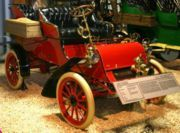 """1903: The Model A """"Fordmobile"""" is introduced - 1,708 cars are produced."""