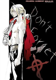 Edward Elric- Don't forget