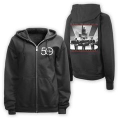 Check out The Beatles First Visit Live Zip Hoodie on @Merchbar.