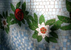 How to Make Mosaic Tiles With Polymer Clay & Fabric
