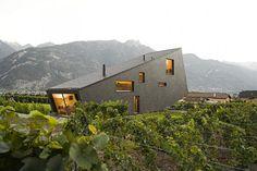 'Ein Haus wie ein Berg' von Nunatak Architekten » Architekturblog