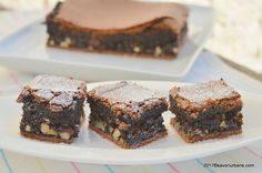 You searched for brownie Eastern European Recipes, Romanian Food, Confectionery, Fudge, Brownies, Tart, Sweets, Homemade, Cookies