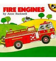 Rockwell, Fire Engines, transportation, fir trucks, community helpers, community, fires, fire fighters, dalmations
