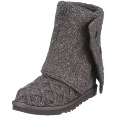 UGG Lattice Cardy Boots 3066-Charcoal, Size 8 UGG, http://www.amazon.com/dp/B0047ZF7CK/ref=cm_sw_r_pi_dp_KRASqb1DD9BPM