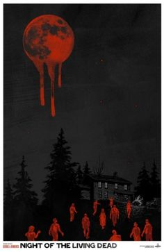Night of the Living Dead. Excellent poster.