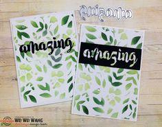 Wei Wei's Cardmaking Garden - 葳的手作卡片: STAMPlorations