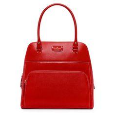 kate spade | leather handbags - wellesley large maeda
