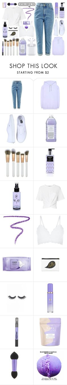 """""""293 / set challenge / 3"""" by doing-fine-thanks ❤ liked on Polyvore featuring Acne Studios, Williams-Sonoma, Spectrum, Nest Fragrances, Forever 21, T By Alexander Wang, Marc Jacobs, New Look, Clinique and Violet Voss"""