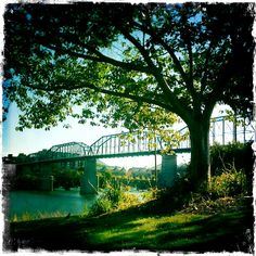 Chattanooga, our favorite town #rockcreek
