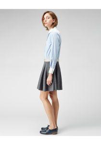 Sacai Luck / Combo Shirtdress