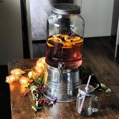 Een heerlijk tractatie voor de kerst. Serveer een lekkere limonade of cocktail met o.a. cranberriesap!