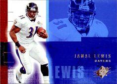 2006 SPx #7 Jamal Lewis Team: Baltimore Ravens