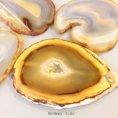 Agate Coasters - Set 4 ***BACK IN STOCK***