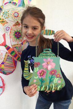 Drawing For Kids, Painting For Kids, Fun Crafts For Kids, Art For Kids, 2nd Grade Art, Art Lessons Elementary, Art Party, Art Plastique, Teaching Art