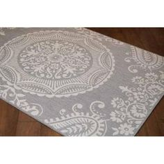 Balta US Georgiana Grey 7 ft. 10 in. x 10 ft. Area Rug - 304136392403051 - The Home Depot
