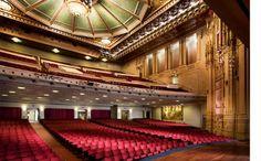 Copley Symphony Hall!