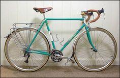 Mercian bike
