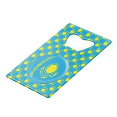 Kazakhstan Kazakhstani Flag Credit Card Bottle Opener - diy cyo customize create your own personalize