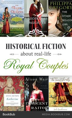 If you love historical fiction, check out these must-read books about real-life royal couples.