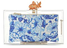 Charlotte Olympia Coy Clutch Bag