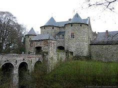 Corroy Castle, Belgium